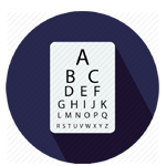 Eye Test Calculator