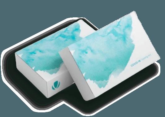 COVID-19 Saliva Test Kit
